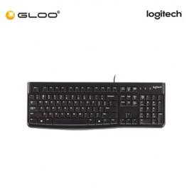 Logitech K120 USB 920-002478 Keyboard - Black
