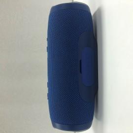 JBL CHARGE 3 PORTABLE BLUETOOTH SPEAKER - BLUE