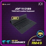 Joi 11 C189, T500 Soft Leather Keyboard