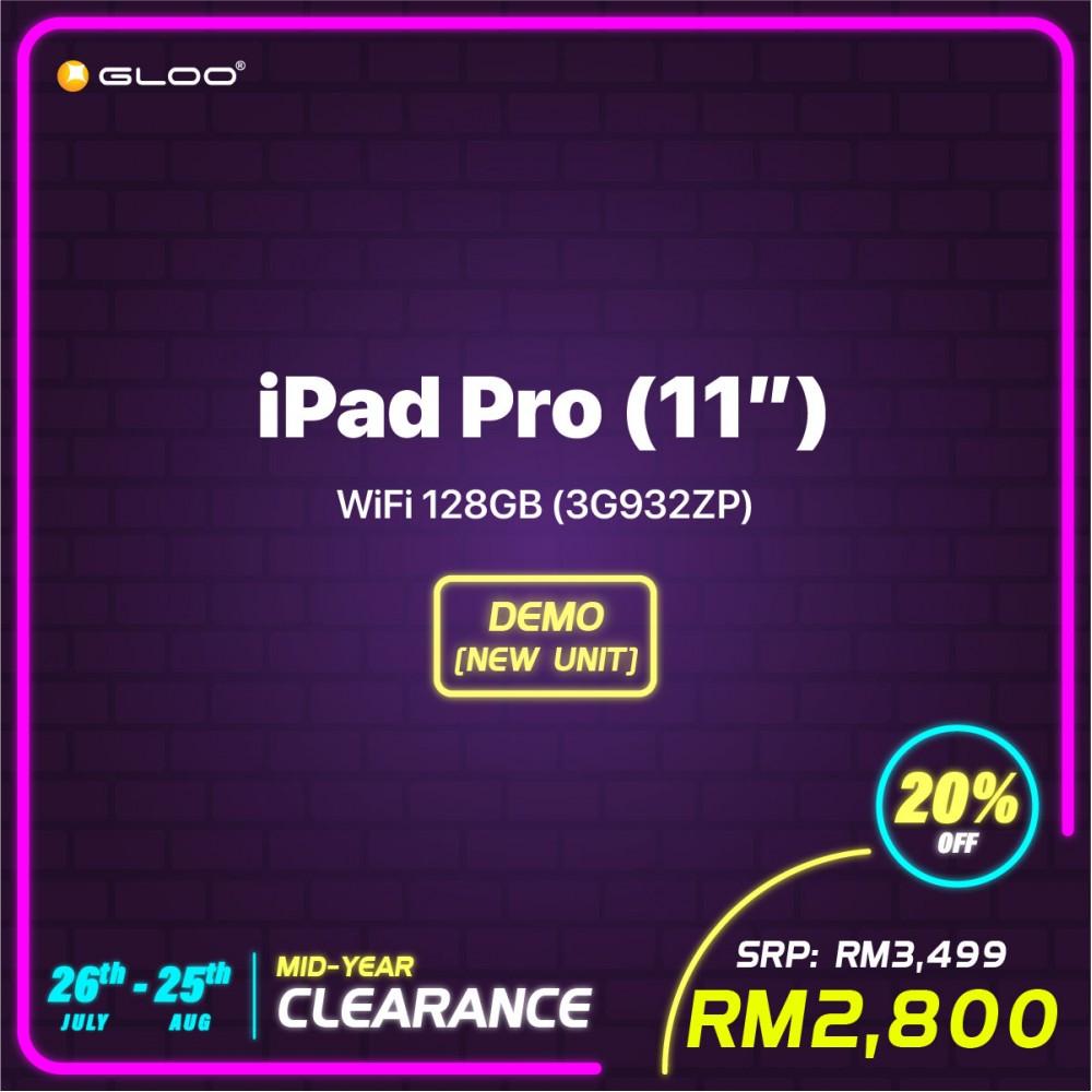 iPad Pro (11'') WiFi 128GB (3G932ZP) (NEW)