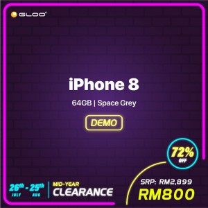 iPhone 8 64GB Space Gray(95944)
