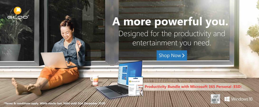 Modern PC Bundle Promo