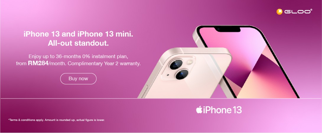 iPhone 13 Now Available