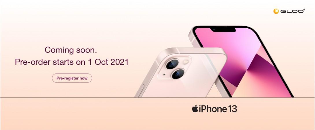 iPhone 13 Pre Register