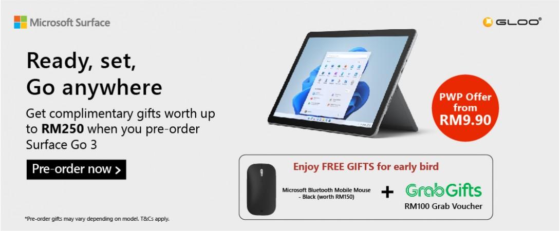 Surface Go 3 Pre-Order