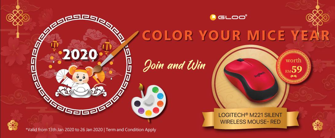 CNY Coloring Contest