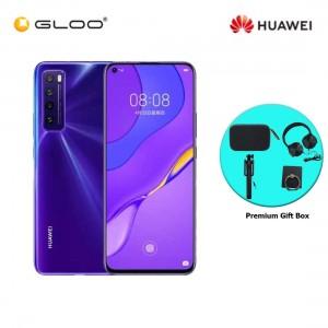 Huawei Nova 7 8GB+256GB Midsummer Purple [FREE Premium Gift Box (Speaker/Headset/Selfie Stick/iRing)]