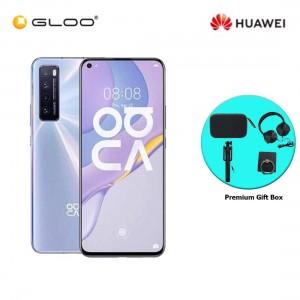 Huawei Nova 7 8GB+256GB Space Silver [FREE Premium Gift Box (Speaker/Headset/Selfie Stick/iRing)]