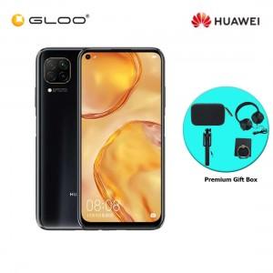 Huawei Nova 7i 8GB+128GB Black [FREE Premium Gift Box (Speaker/Headset/Selfie Stick/iRing)]