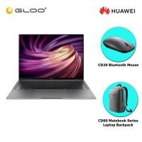 "Huawei MateBook X Pro (Space Grey) 13""9 i7-10510U/16GB/1TBSSD/MX250  (FREE Huawei CD20 Bluetooth Mouse Black + Huawei CD60 Matebook Series Laptop Backpack Grey)"