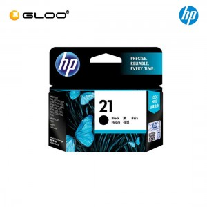 HP 21 Black Original Ink Advantage Cartridge C9351AA