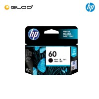 HP 60 Black Original Ink Advantage Cartridge CC640WA [Expiry Date: April 2020]