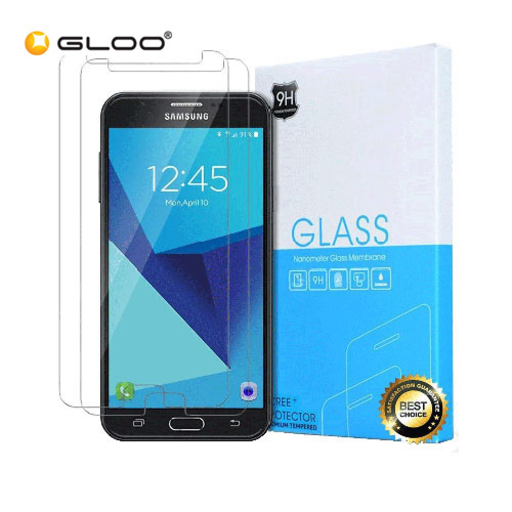 9H Samsung J7 Pro Tempered Glass J730 Screen Protector