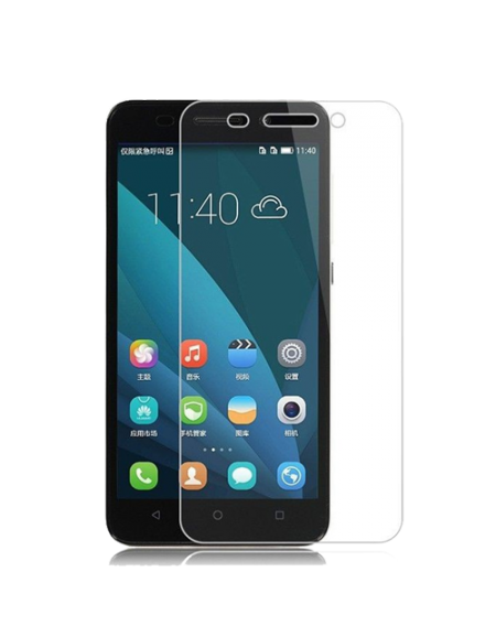 9H Huawei Y6ii Tempered Glass - Clear