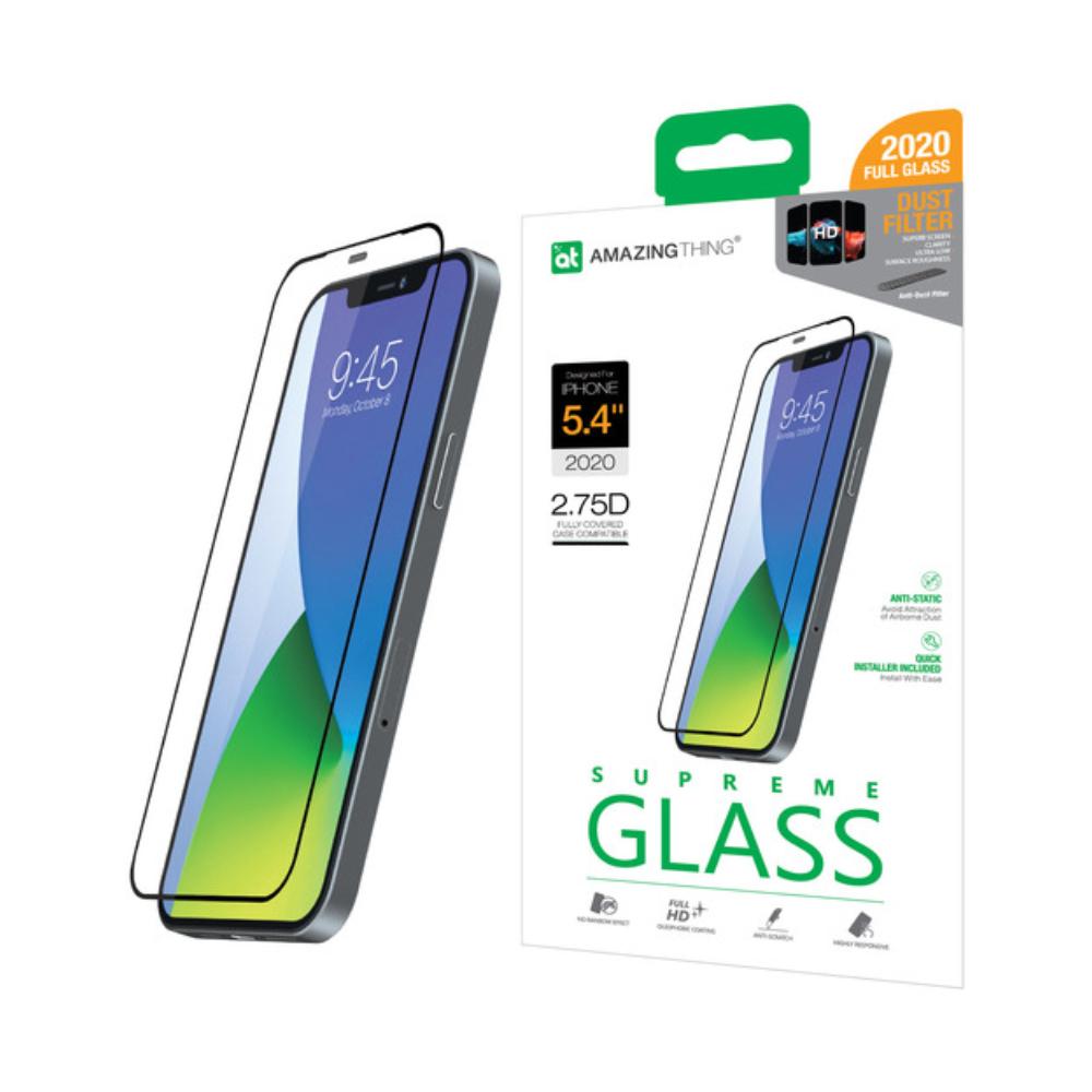 Amazingthing iPhone 12 mini 5.4'' 2.75D Supremeglass