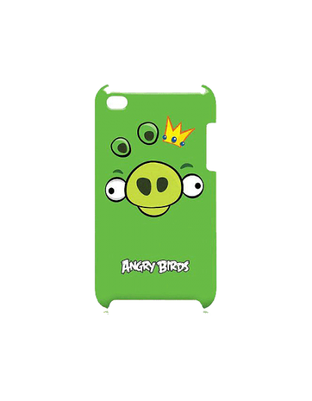 Angry Bird Case for iPod Touch  Green