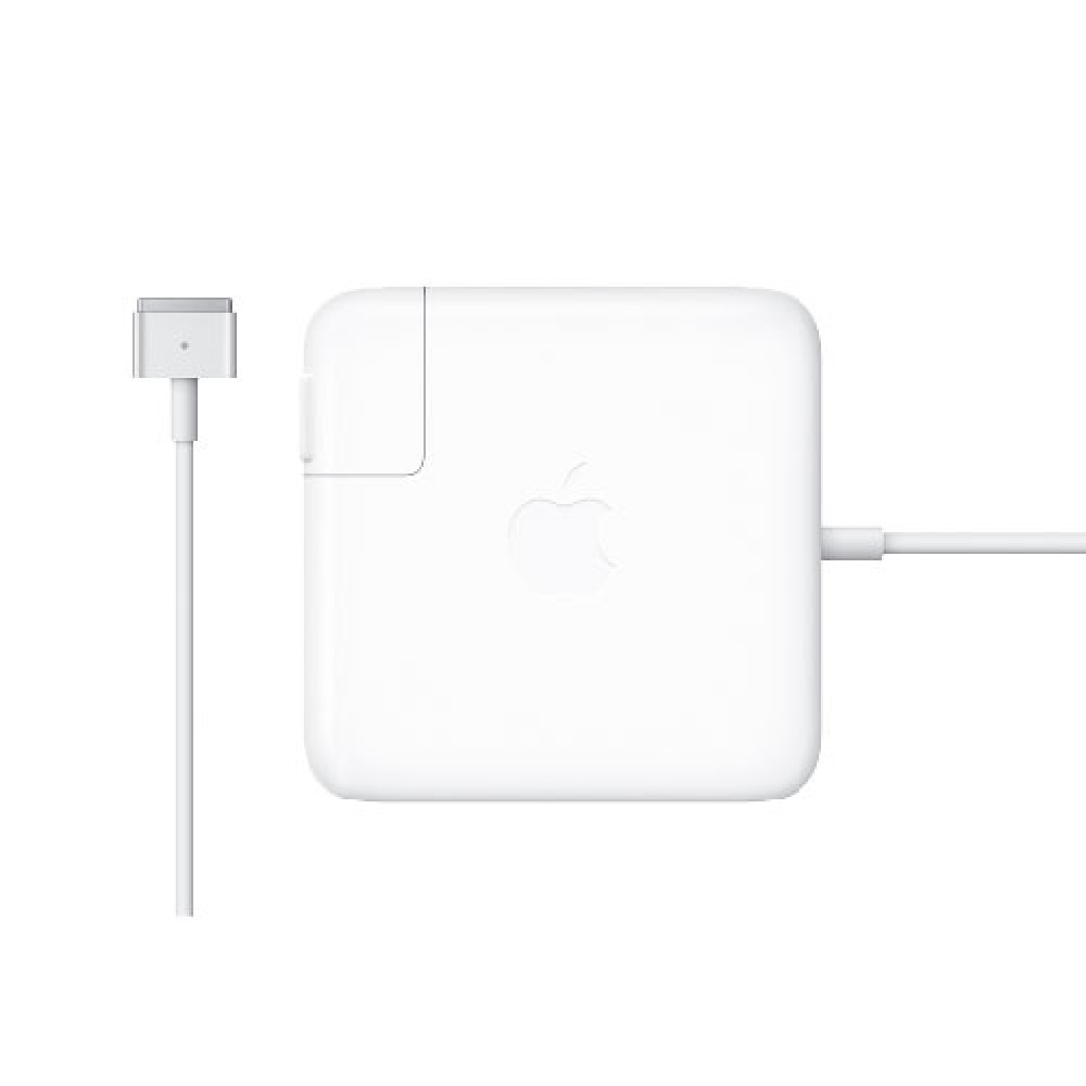 Apple 85W MagSafe 2 Power Adapter for MacBook Pro with Retina display - MYS MD506MY