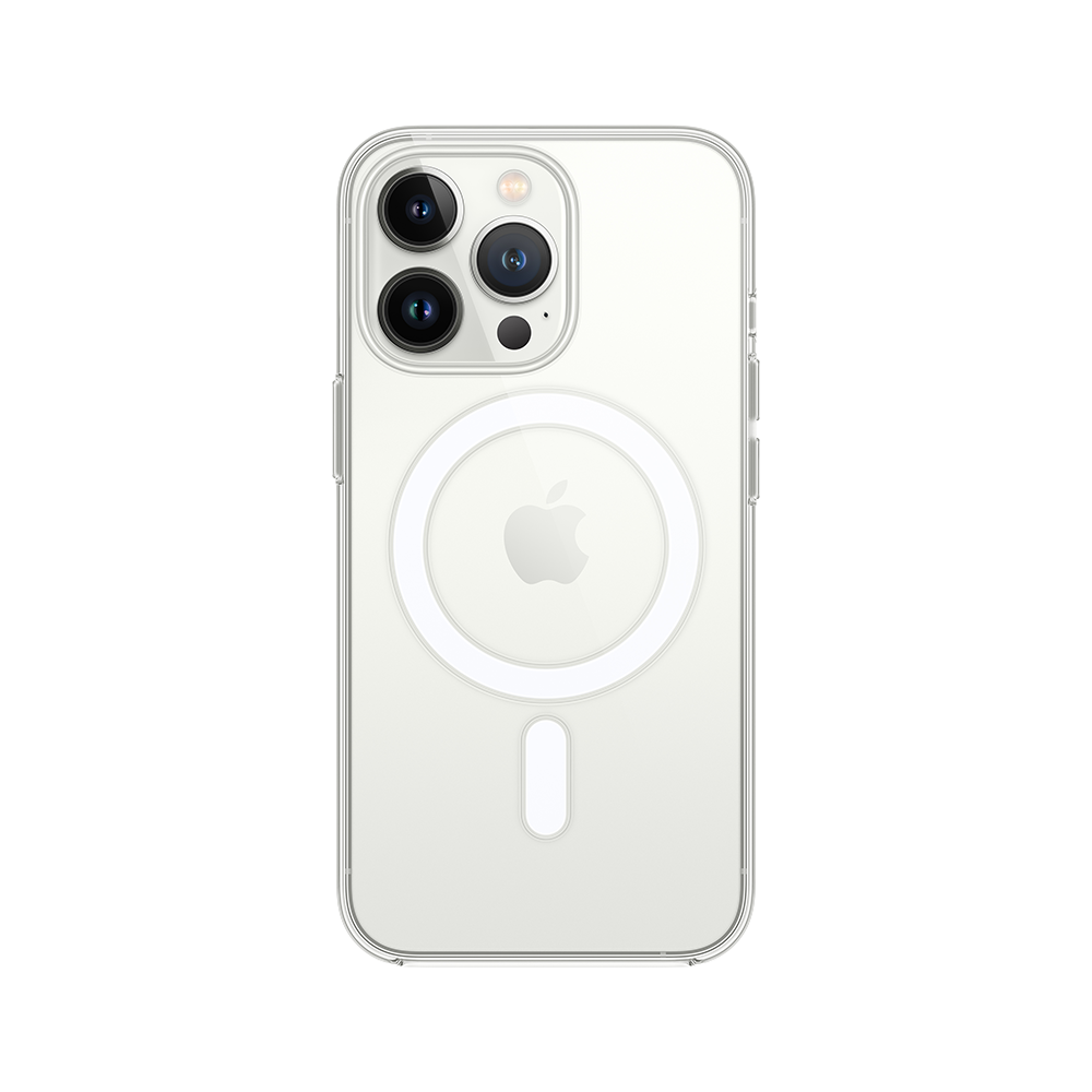 Apple  iPhone 13 Pro Clear Case with MagSafe