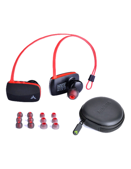 Avantree Bluetooth V4.0 Headset With Multipoint Sacool Pro (339-SCL-PRO-BKR)