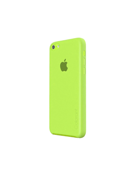 Colorant iPhone 5c Color Shell Case Green