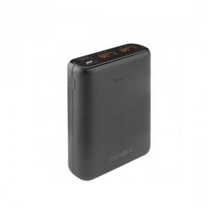 ENERGEA Power Bank Compac PQ1201 (10000mAh) - Black 6957879422379