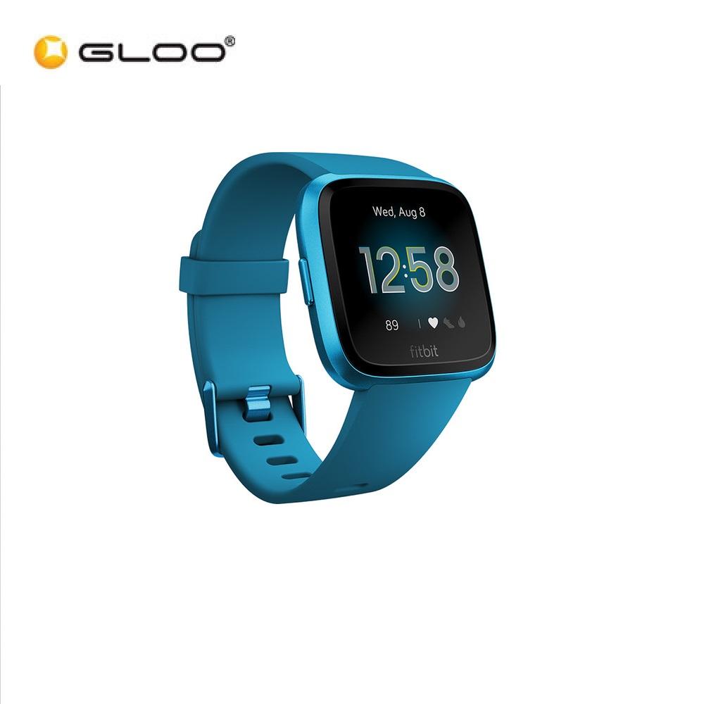 Fitbit Versa Lite Marina Blue Aluminum