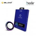 Hoda Sapphire Lens Protector for iPhone 12 Pro Max - Flamed Titanium (3pcs) 4713381518687