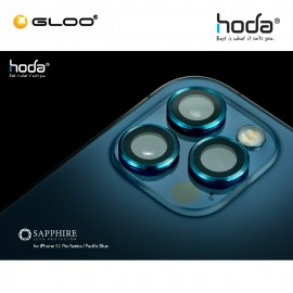 Hoda Sapphire Lens Protector for iPhone 12 Pro - Gold (3PCS) 4713381519660