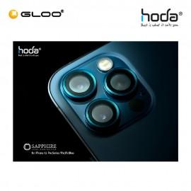 Hoda Sapphire Lens Protector for iPhone 12 Pro - Graphite (3PCS) 4713381519684