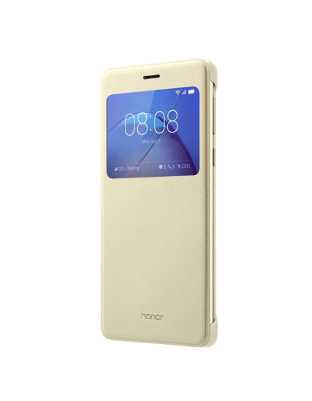 Huawei Honor 6X View Cover - Gold