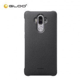 Huawei Mate 9 Smart View Flip Case - Grey