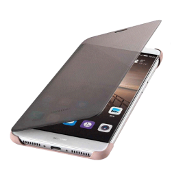 Huawei Mate 9 Smart View Flip Case - Pink