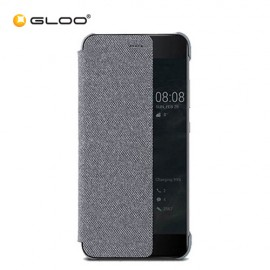 Huawei P10 Smart View Cover - Light Grey