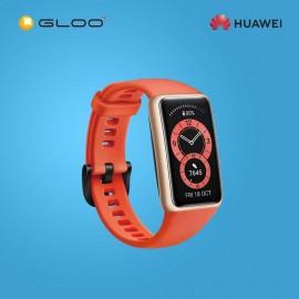 Huawei Band 6 Amber Sunrise
