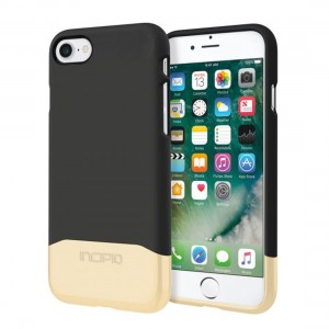 Incipio Edge Chrome for iPhone 7+/8+ Black-840076184750