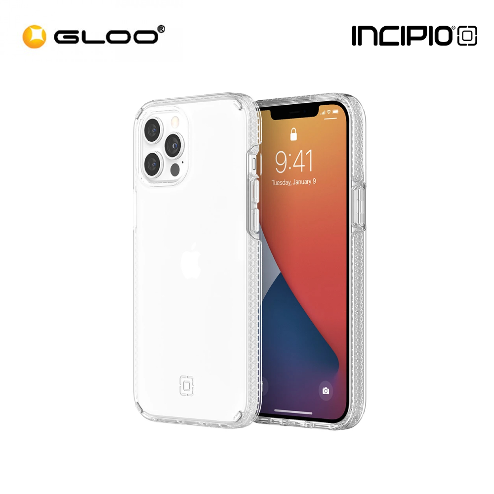 Incipio Duo (for iPhone 12 Pro Max) Clear/Clear 191058118196