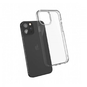 JTLEGEND iPhone 12/12 Pro (6.1) Hybrid Cushion Case - Crystal