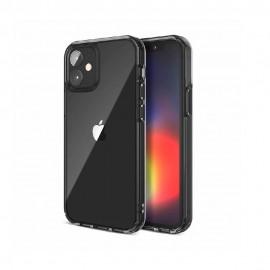 JTLEGEND iPhone 12 Mini (5.4) Hybrid Cushion Case - Crystal Black