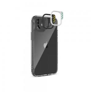 JTLEGEND iPhone 12 Mini (5.4) Hybrid Cushion DX Case - Crystal