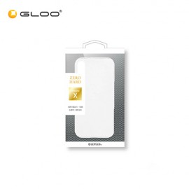 Leplus Zero Hard Ultra Slim Case for iPhone X 5.8inch - Clear 4589762264654