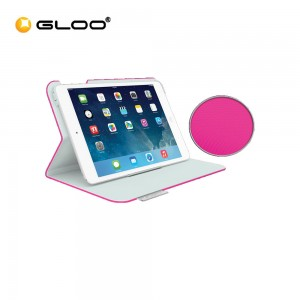 Logitech Folio Protective Case for iPad Mini – Fantasy Pink 939-000683