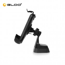 MONOCOZZI | Automotive Dashboard and Windshield Mount with 3 adjustable Arms for Smartphones 4897021599912