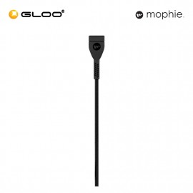 Mophie PRO|USB2.0 C-A Adapter|Black 810472036212