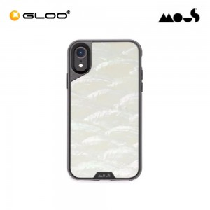 Mous Air Shock High Impact Material iPhone XR White Shell 5060624480942
