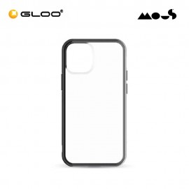 """MOUS Air Shock High Impact Material iPhone 12 Pro Max 6.7"""" - Clarity Lite Clear 5060624483653"""