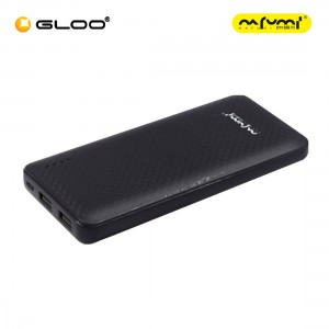 Nafumi B100 10000Mah Power Bank Black