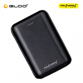 Nafumi B180 10000Mah Power Bank Black