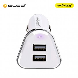 Nafumi C05 Duo USB Car Charger
