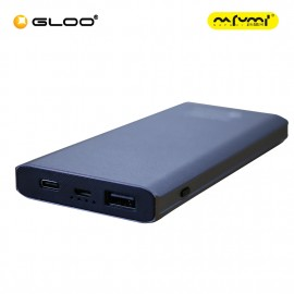 Nafumi F1 12000Mah Grey Power Bank