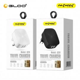 Nafumi Q20 Single USB Adapter Black